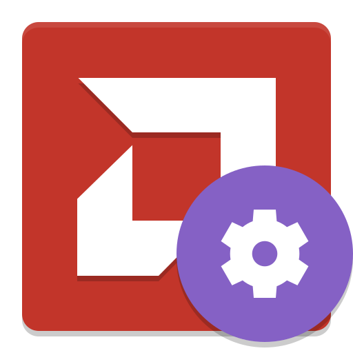Radeon Profile Icon Papirus Apps Iconset Papirus Development Team