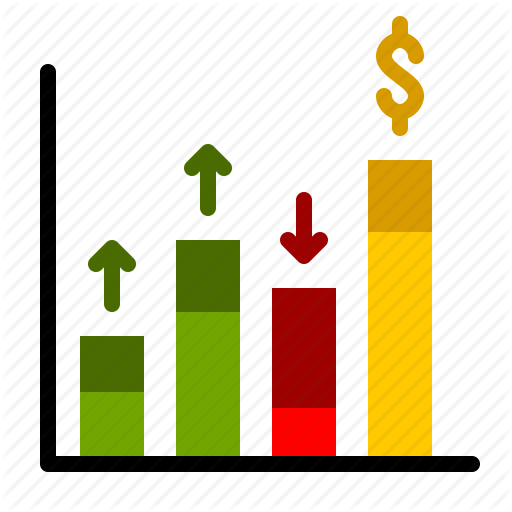 Finance, Graphic, Loss, Money, Profit Icon