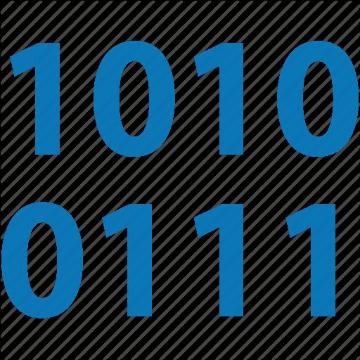 Basic, Binary, Code, Coding, Programming Icon