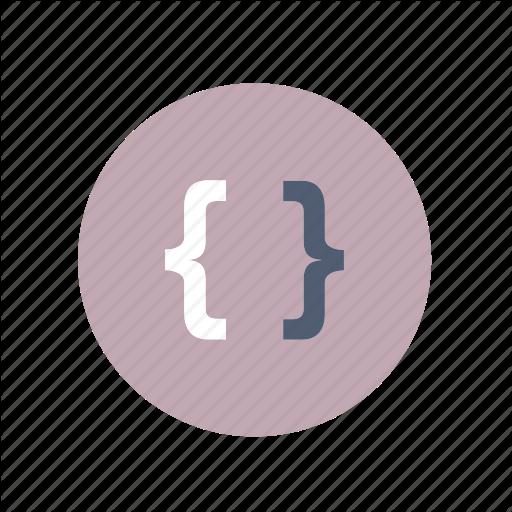 Code, Programming Icon