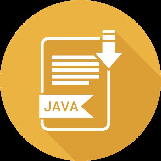 Java, Line, E Learning, Java Programming, Coding, Tutorial, Code Icon