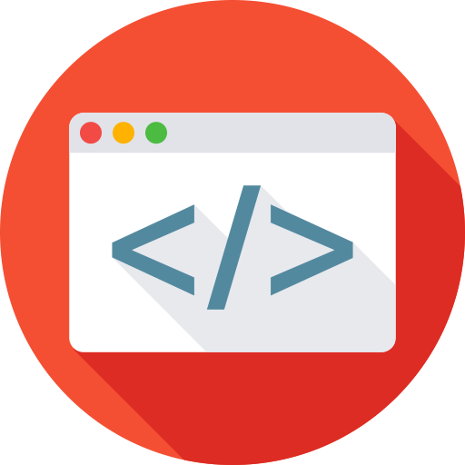Programming, Code, Html, Coding, Web Icon