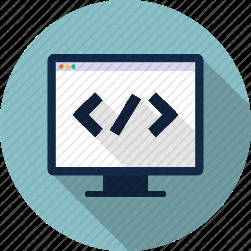 Code Icon Coding, Graphic Design And Mood Boards
