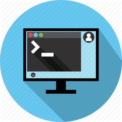 Browser, Code, Command, Device, Network, Pc, Programming Icon