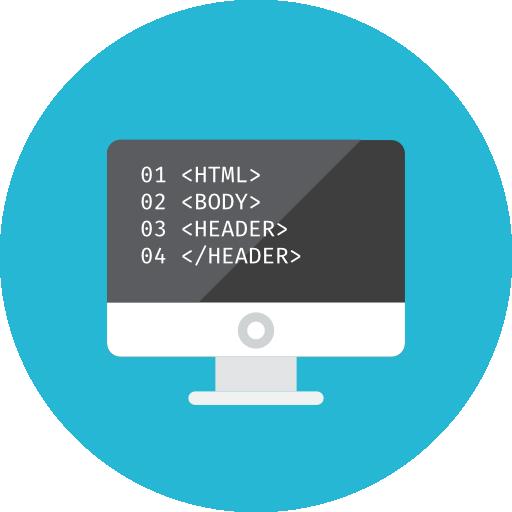 Coding Html Icon Kameleon Iconset Webalys