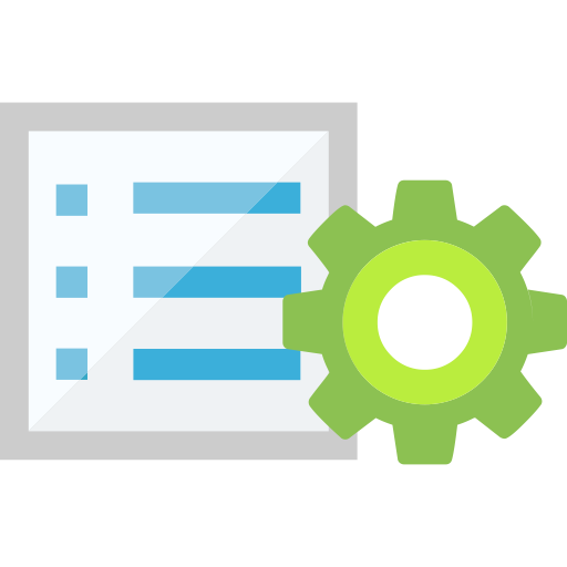 Icon Project Management, Project Management, Project Review Icon