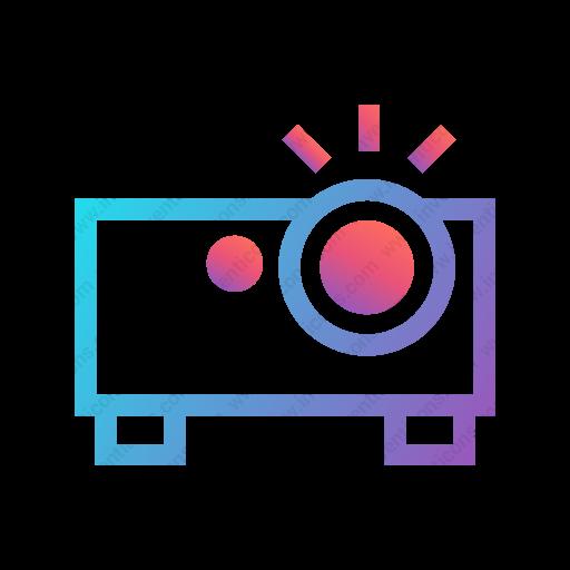 Download Projector Icon Inventicons