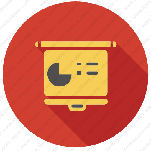 Download Screen,office,projector,presentation,ascending Icon