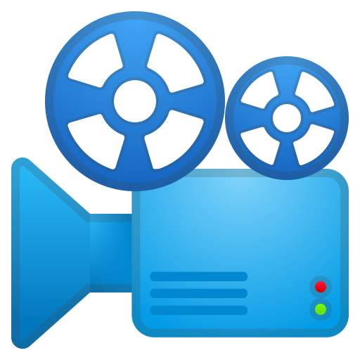 Film Projector Icon Noto Emoji Objects Iconset Google