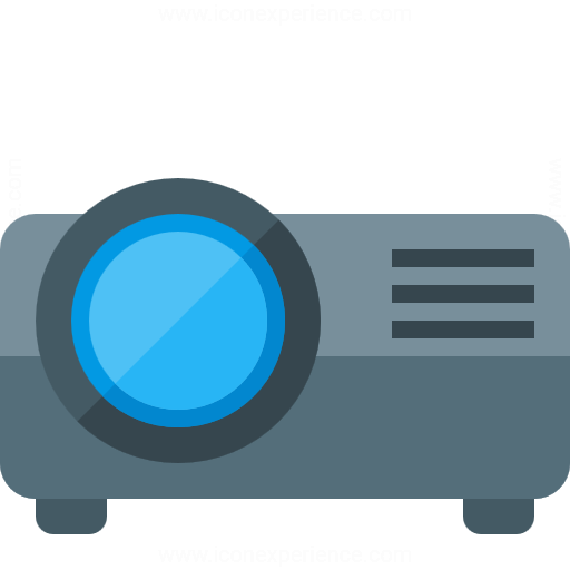 Iconexperience G Collection Projector Icon