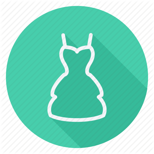 Clothes, Clothing, Dress, Fashion, Party, Prom, Woman Icon