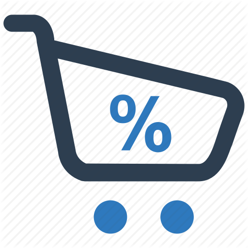 Discount, Percent, Promo, Sale, Shopping, Shopping Discount Icon