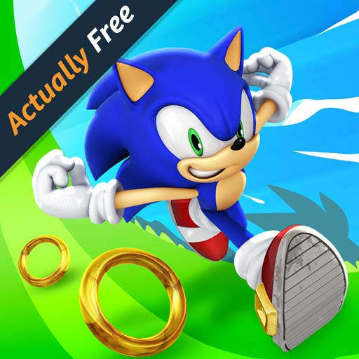 Sonic Dash Promo Icon Aftvnews