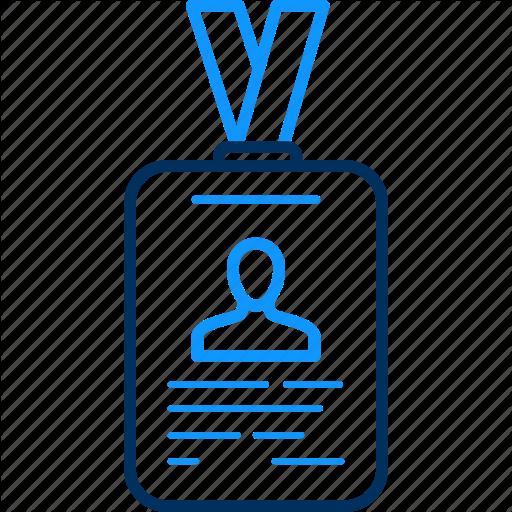 Badge, Card, Id, Proof Icon