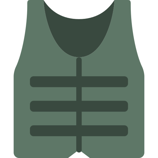 Bullet Proof Vest Security Png Icon
