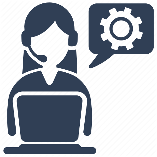 Customer Support, Help, Help Desk, Information Provider, Service Icon