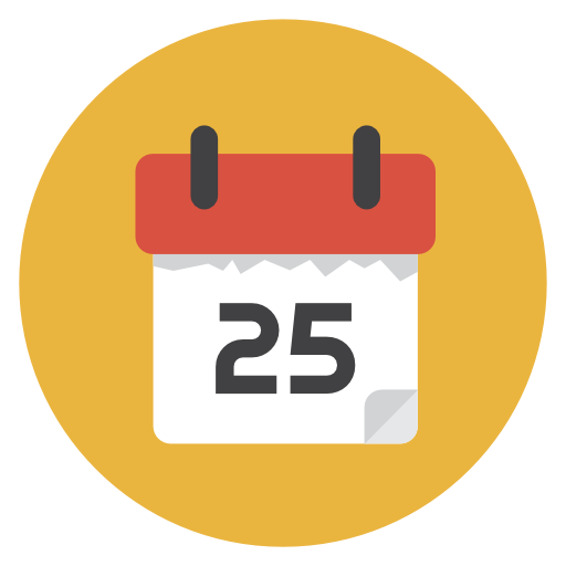 Calendar Icon Worldposta Cloud Business Email Hosting Provider
