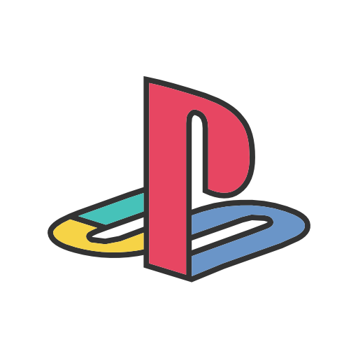 Playstation Icon Free Of Social Media Logos Ii Filled Line