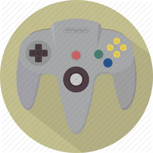Console, Controller, Game, Gamepad, Nintendo, Pad Icon