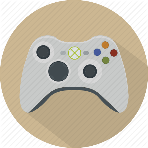 Console, Controller, Game, Gamepad, Pad, Xbox, Icon