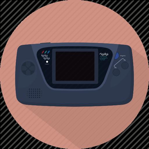 Console, Game, Gamegear, Gamepad, Pad, Retro, Sega Icon