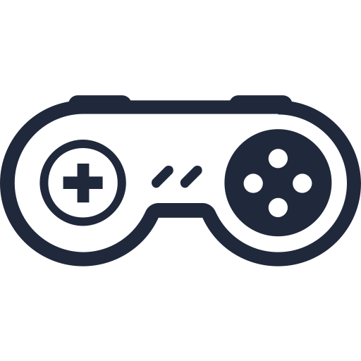 Controller, Bat, Tool, Controls, Control, Xbox, Games, Full, One Icon