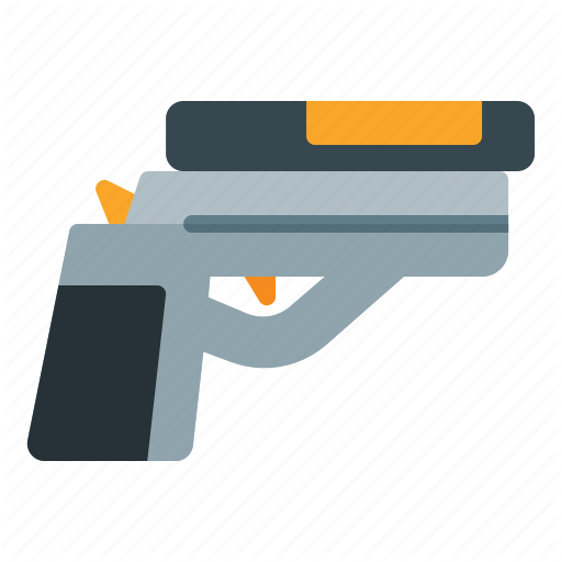 Fortnite, Game, Handgun, Modified, Pubg Icon