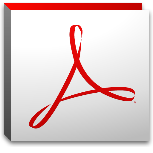 Adobe Acrobat X Icon