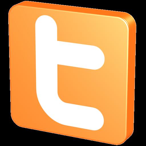 Orange Twitter Free Images