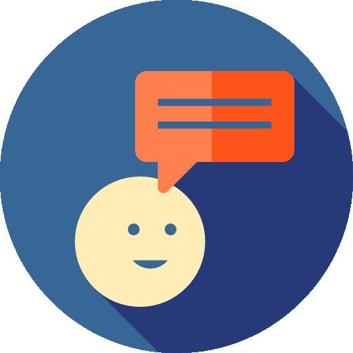 Talking Icon