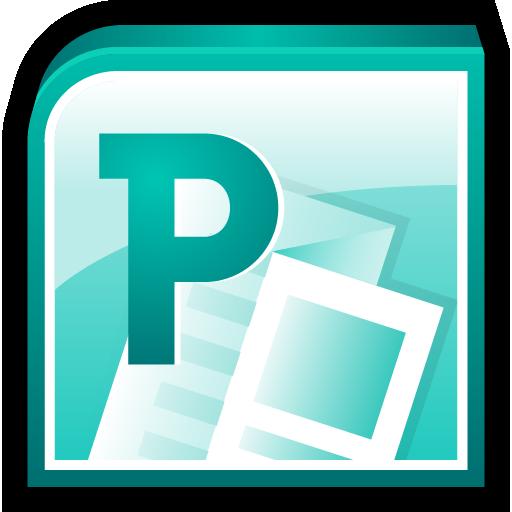 Microsoft Office Publisher Icon Office Iconset Hopstarter