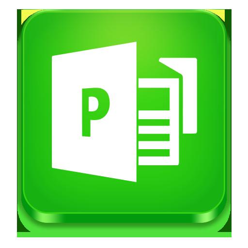 Publisher Icon Microsoft Office Iconset Iconstoc