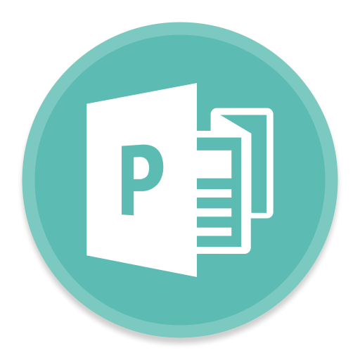 Publisher Icon Free Of Button Ui Ms Office Icons