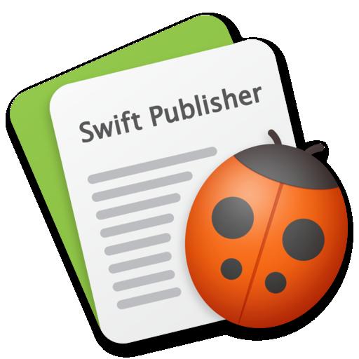 Swift Publisher Mac Icon