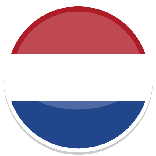 Netherlands Icon Round World Flags Iconset Custom Icon Design