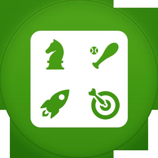 Gamecenter Icon Circle Addon Iconset