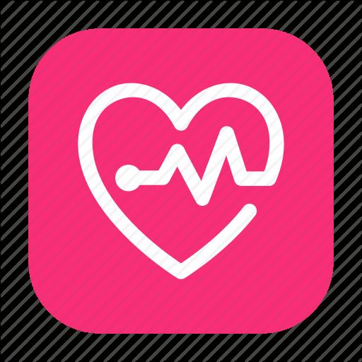 Analysis, Cardio, Cardiogram, Ecg, Health, Healthcare, Pulse Icon
