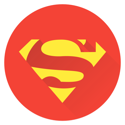 Earth, Man, Saver, Super, Superhero, Superman Icon