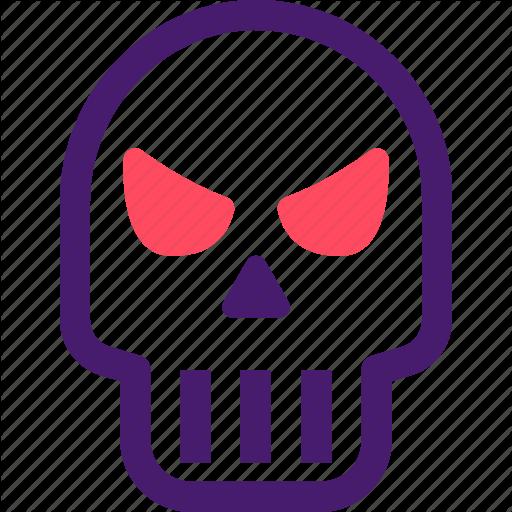 Halloween, Helloween, October, Punisher, Skull Icon