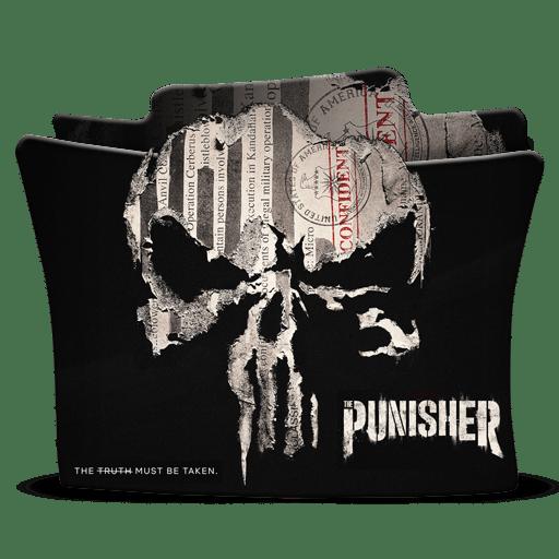 Icon Folder Punisher