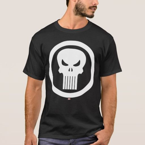 Punisher Skull Icon Producto Disponible En Tienda Zazzle