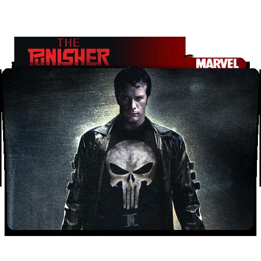 The Punisher Folder Icons