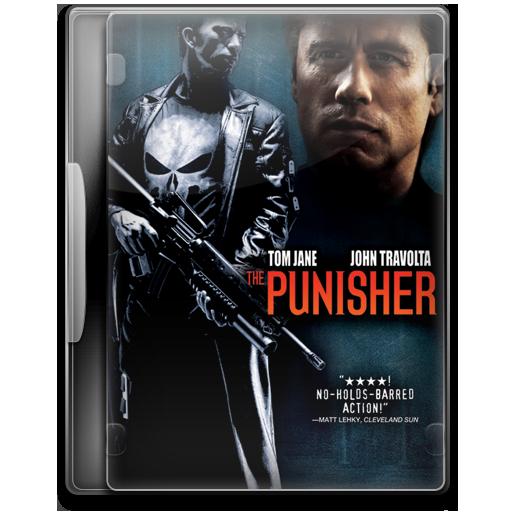 The Punisher Icon Movie Mega Pack Iconset