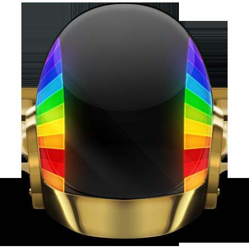 Daft Punk Guyman On Icon Daft Punk Iconset Svengraph