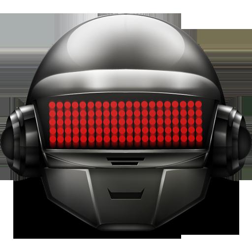 Daft Punk Thomas On Icon Daft Punk Iconset Svengraph
