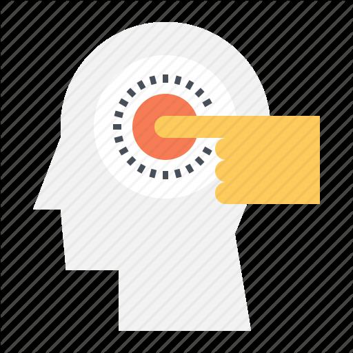 Head, Human, Manipulation, Mind, Psychology, Puppet, Thinking Icon