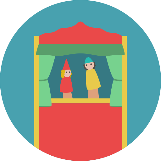 Puppet Show Png Icon