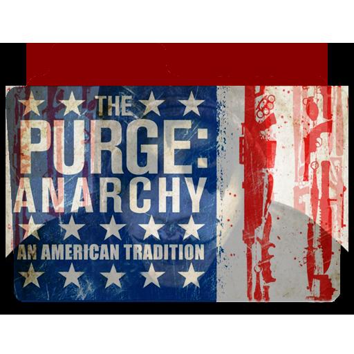 The Purge Anarchy Folder Icon