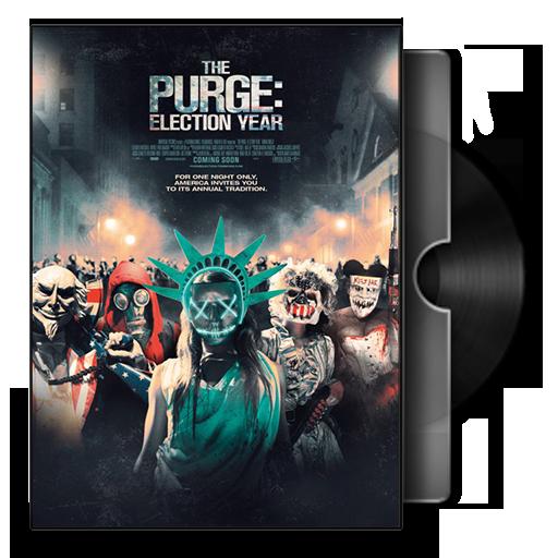 The Purge Election Year Folder Icon