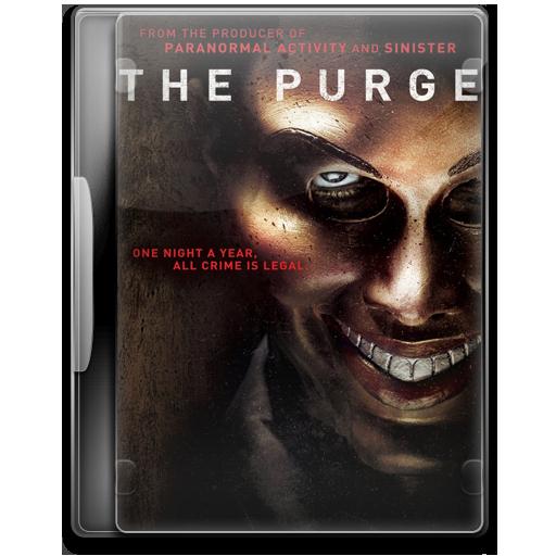 The Purge Icon Movie Mega Pack Iconset